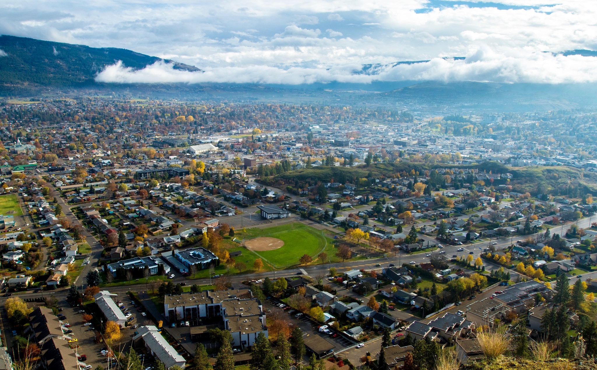 Vernon and West Kelowna populations growing faster than