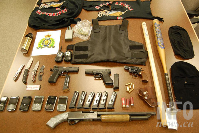 Appeal denied for alleged Hells Angels associate guilty of weapons
