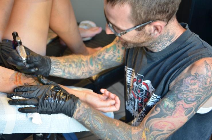 Kelowna to host okanagan 39 s first tattoo convention infonews for Kelowna tattoo show