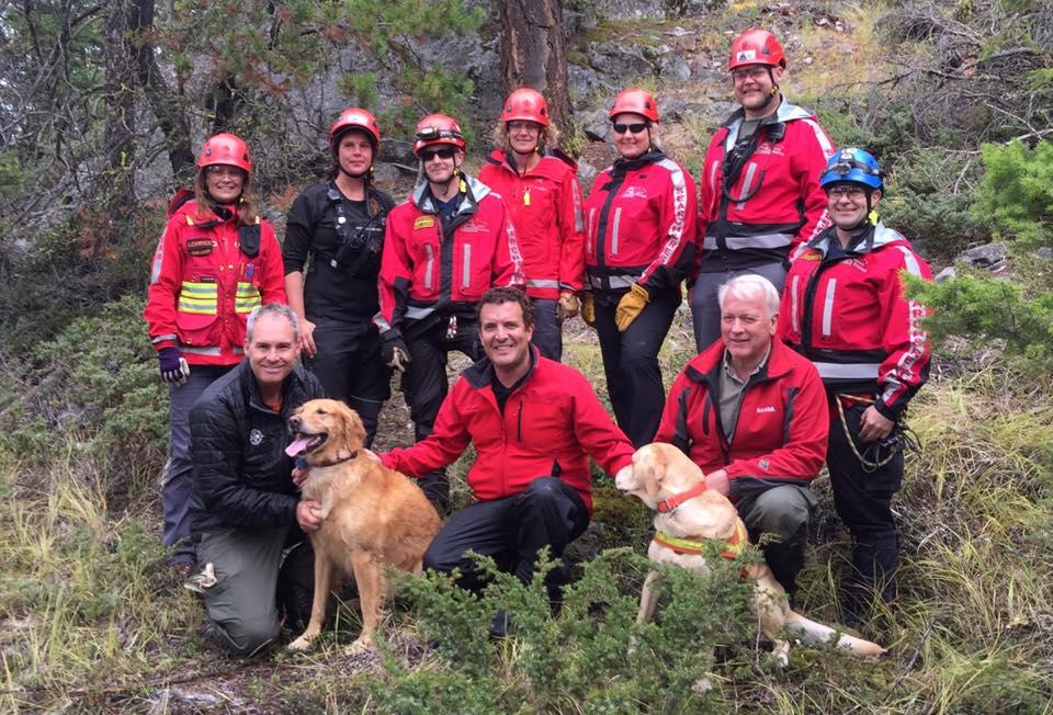 Kelowna Rescue Dogs