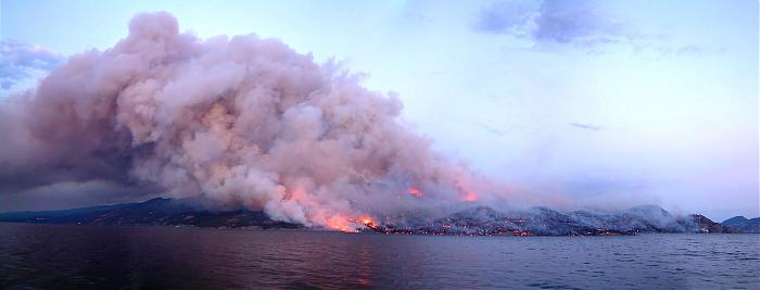 Warning issued as 10 year firestorm anniversary approaches for Affitti di cabina okanagan bc