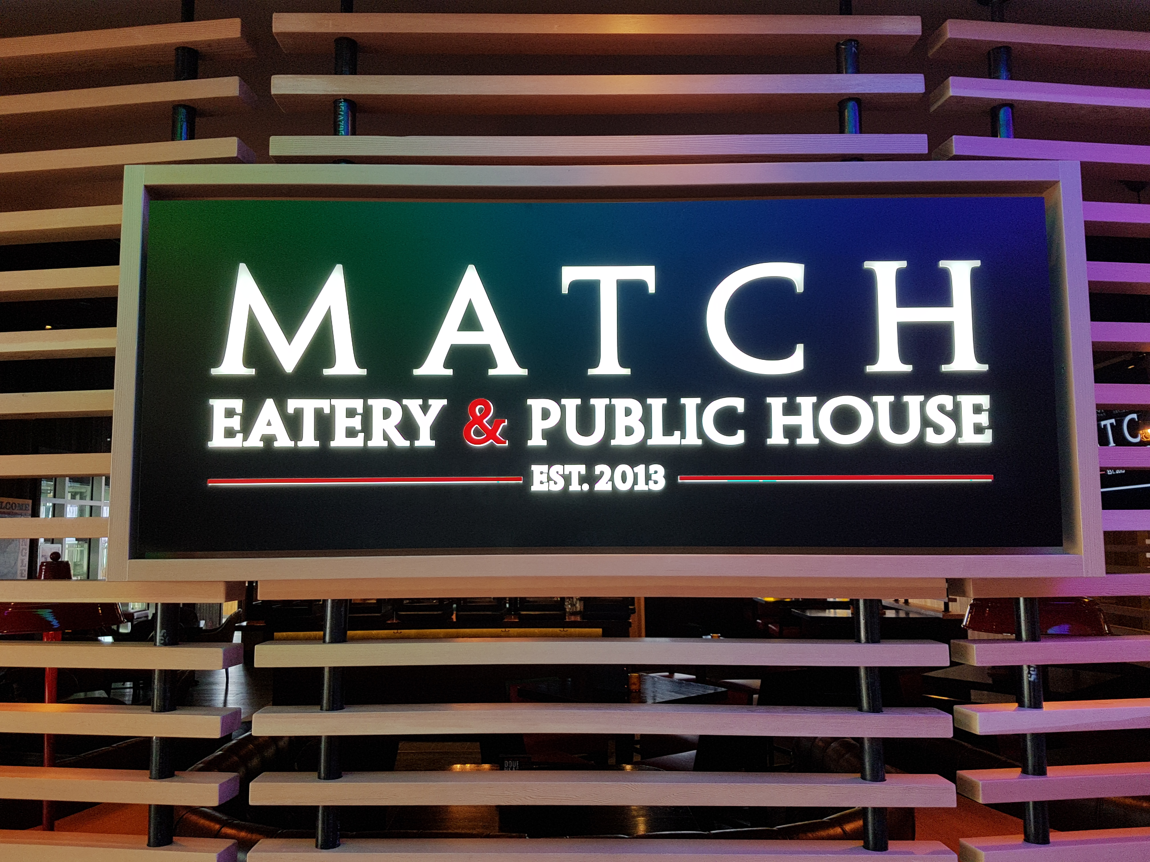 Match Eatery Penticton