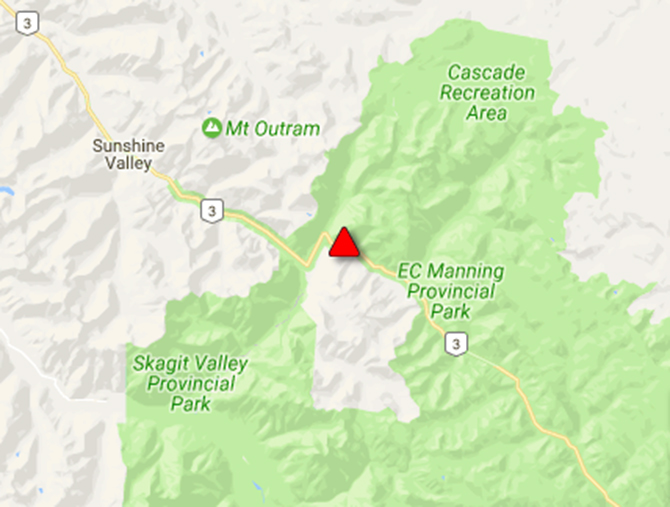 UPDATE: Highway 3 open, Drive BC says - InfoNews on