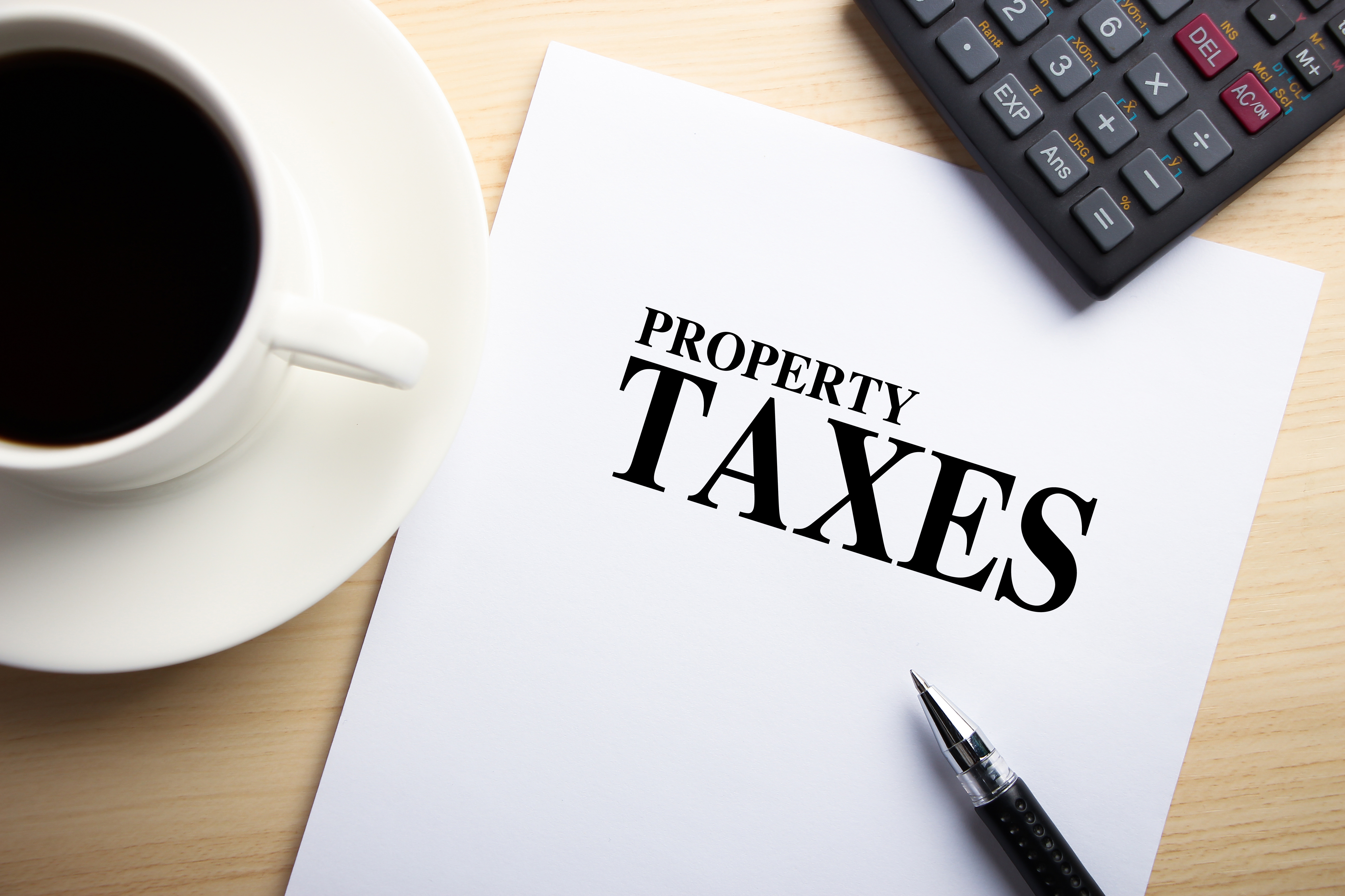 Property Tax Increase