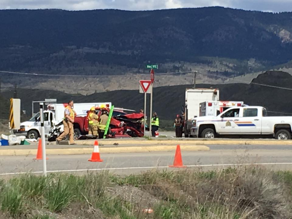 Elderly Man Killed In Car Crash Near Cache Creek Infonews