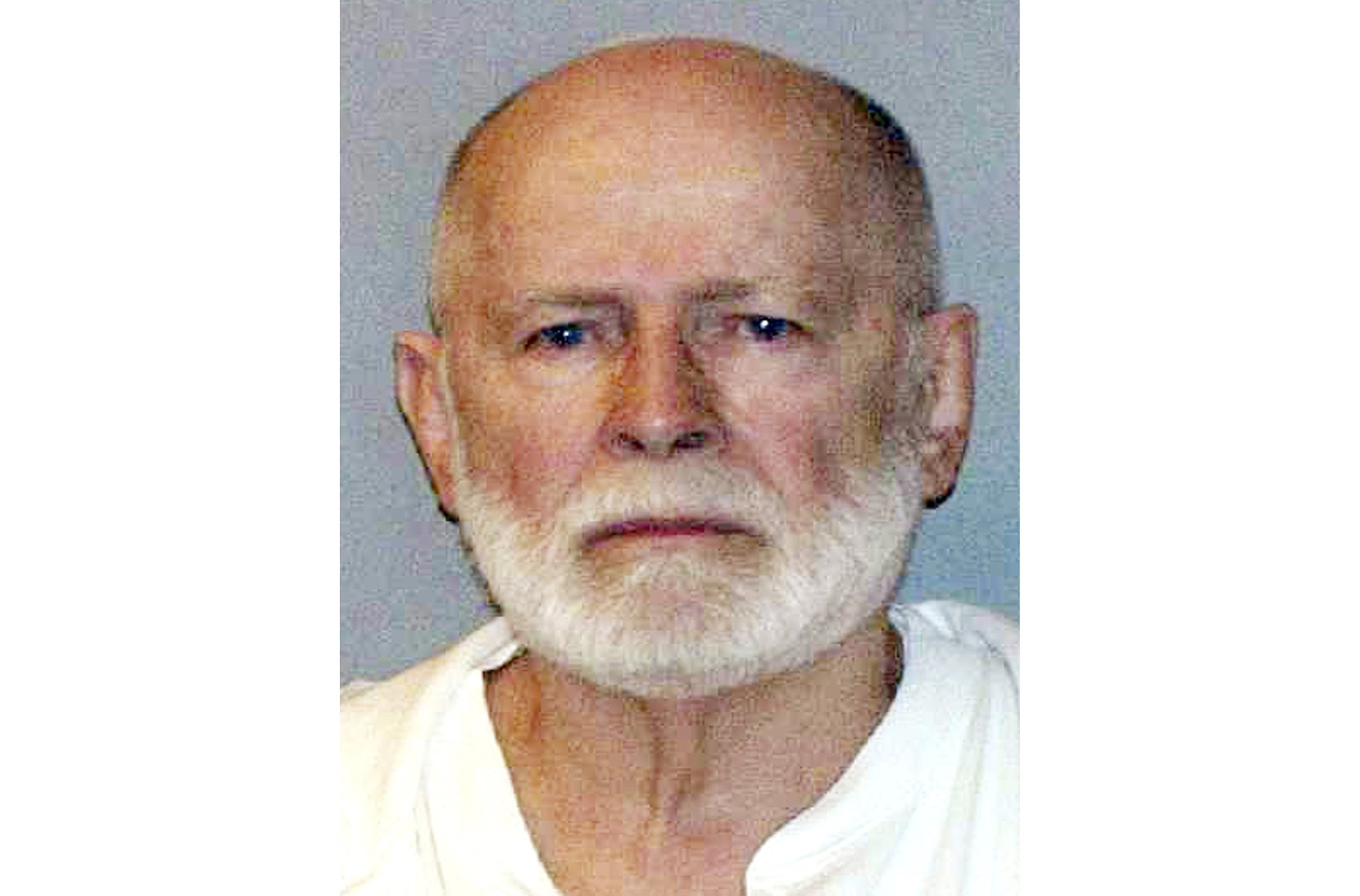 Official: Mafia hit man suspected in Whitey Bulger's slaying