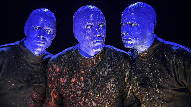 Blue Man Group World Tour To Make A Penticton Stop Infonews