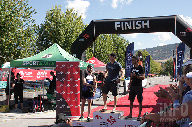 Future of triathlon in Penticton at a crossroads - InfoNews
