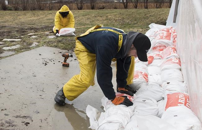 Flood waters take a life in western Quebec after rising river sweeps