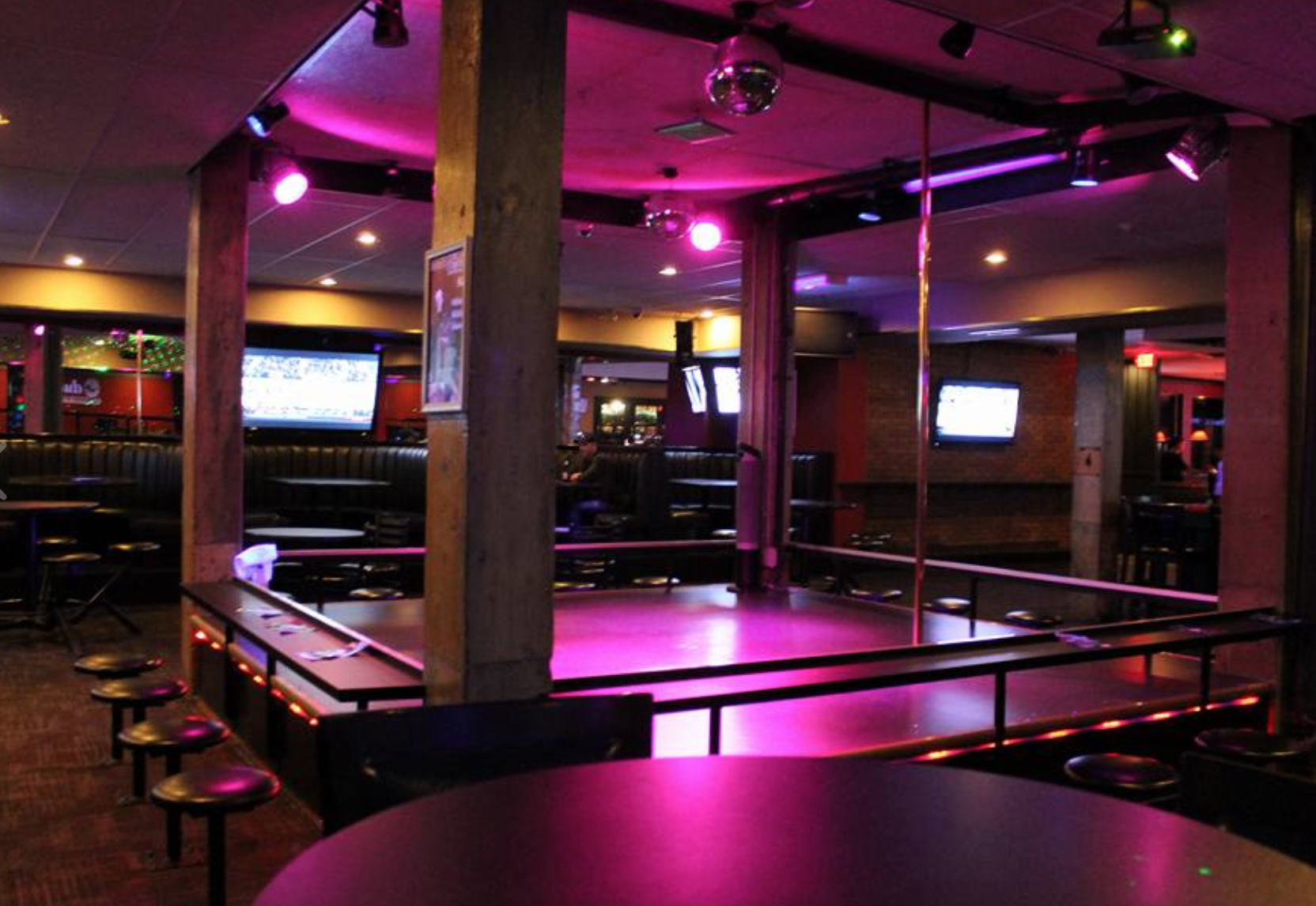 Kamloops Strip Bar