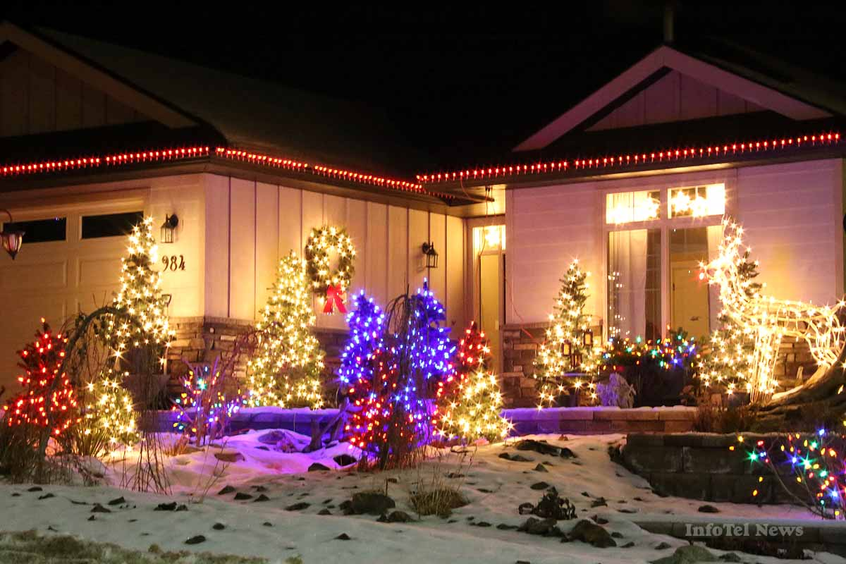 String Lights Kamloops : District urges recycling of old, valuable Christmas lights - InfoNews.ca