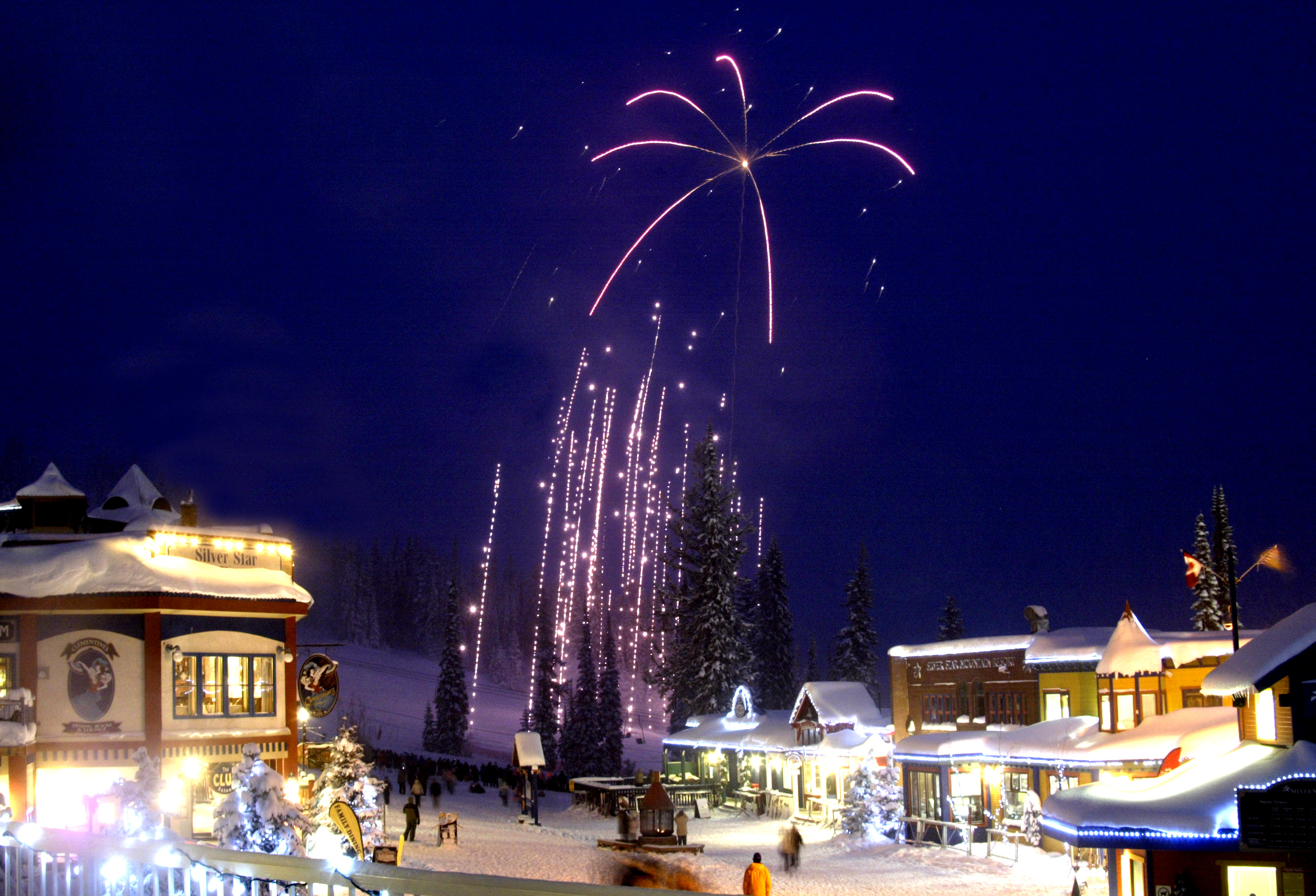 Your last minute New Year's Eve plans in Vernon - InfoNews
