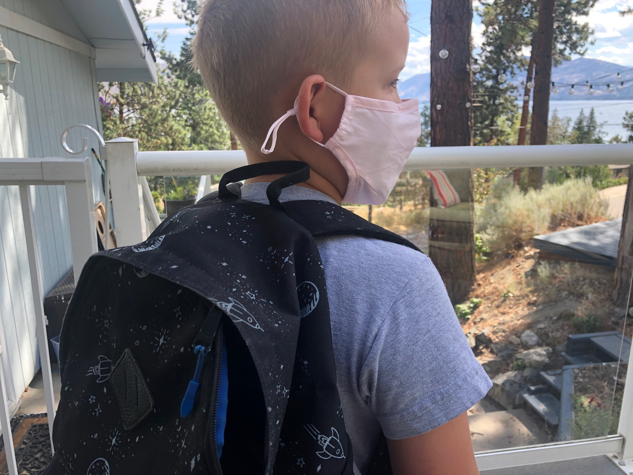 Petition launched to have Central Okanagan kids mask up for school ...